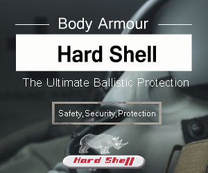 Hard Shell Body Armour
